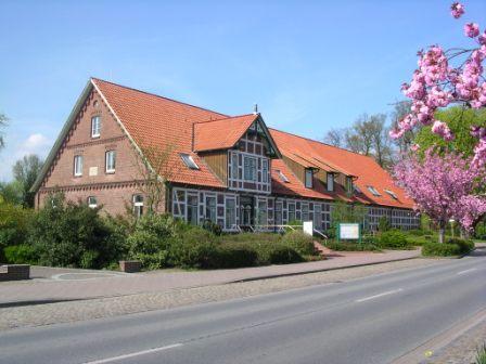 Rathaus der Samtgemeinde Apensen©Samtgemeinde Apensen